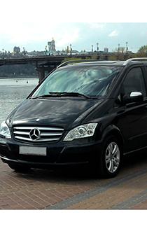 Минивэн такси Малореченское - Ялта